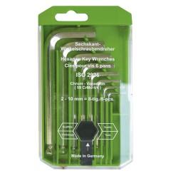 Набор шестигранных штифтовых ключей / 100915