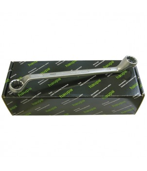 Набор двенадцатигранных кольцевых ключей DIN 838 / 110170