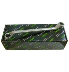 Набор двенадцатигранных кольцевых ключей DIN 838 / 110172