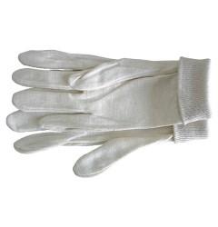 Хлопчатобумажные перчатки для поддевания / 120003