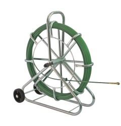 Устройства для протяжки кабеля SIX вертикальное исполнение с колёсами / 143112