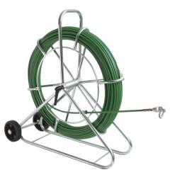 Устройства для протяжки кабеля FIX вертикалное исполнение с колёсами / 143160