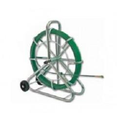 Устройства для протяжки кабеля FIX вертикалное исполнение с колёсами 60М / 143162