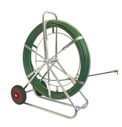 Устройства для протяжки кабеля STRONG вертикальное исполнение c колёсами / 143216