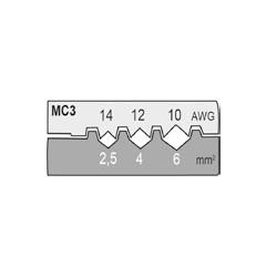 Обжимная матрица для фотоэлектрической энергетики / 211657/E