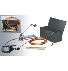 Набор инструмента для резания до 120 мм, 60 кВ (кабелерез) / 216416