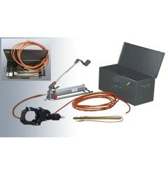 Набор инструмента для резания до 85 мм, 60 кВ  (кабелерез) / 216417