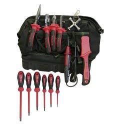 Набор инструментов HAUPA для электрика 1000 V / 220510