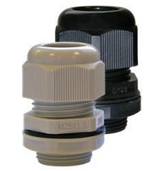 Кабельные резьбовые соединения ИП68, метрические или с резьбой для бронированных кабелей, / 250104